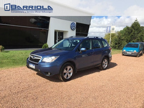 Subaru Forester Rural 2016 Excelente Estado - Barriola