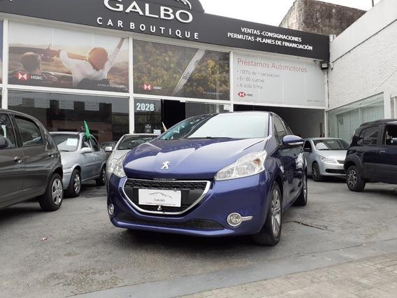 Peugeot 208 Precio Total U$12900 Retire Con 50%u$s 6450