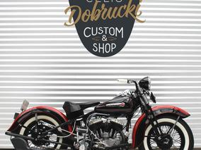 Harley Davidson 750 Flathead 1947