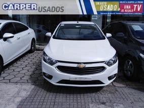 Chevrolet Onix Ltz 2017 Muy Buen Estado