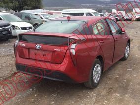Prius 2017 Por Partes Desarmo Motor Puerta Rin Estereo Sala