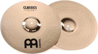 Platillo Meinl Classic Custom 15 Hihat Medium