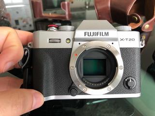 Camara Digital Fujifilm Xt20 - Cuerpo + Funda De Cuero