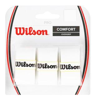 Overgrip Wilson Pro Pack X3 Alta Performance Raquetas El Rey