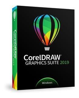 Corel Draw 2019 Full Soporta X7 X8 X9 - Envio Inmediato