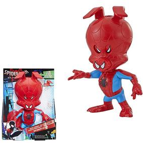 Muñeco Hasbro Spiderman-ham Multivision Con 3 Miradas-hb