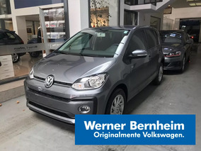 Volkswagen Up! High Gris Platino 0km - Werner Bernheim