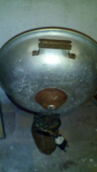 Antigua Estufa Electrica