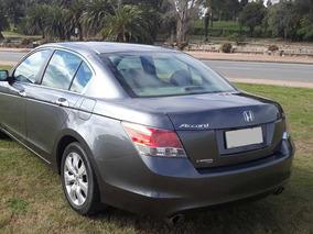 Honda Accord 3.5 Ex-l V6 Unico Dueño