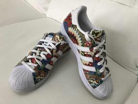 Adidas Superstar Mujer Originales - Championes Adidas ...