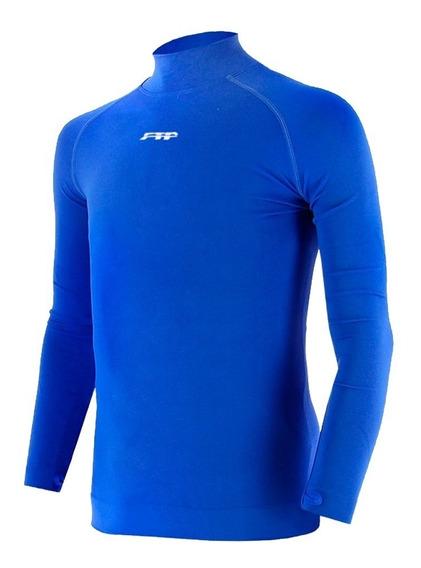 Camiseta Térmica Ftp Manga Larga Deportiva Running Mvd Sport