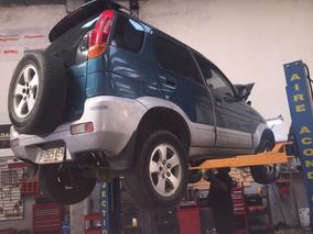 Camioneta Dahatsu Terio 4x4 Exelente Estado .techo Solar