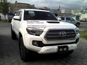 Toyota 2016 Tacoma 3.5 Trd Sport 4x2 *hay Credito