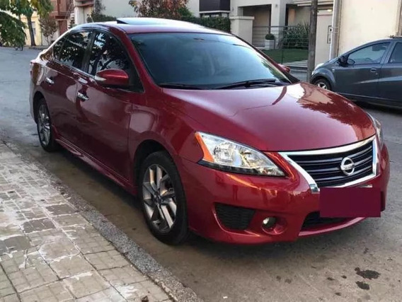 Nissan Sentra 1.8 At Extra Full 2015