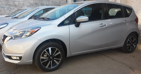 Nissan Note Adv T/manual Okm - Entrega Inmediata !!