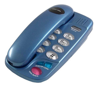 Telefono Fijo De Mesa O Pared Base Kxt580 Numeros Grandes ®