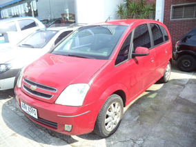 Chevrolet Meriva 1.8 2009 Extra Full U$s 9.790.- C/70049