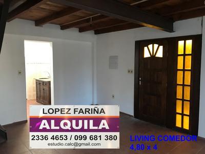 Casa / Apartamento En El Cerro / Reciclado *a Estrenar*