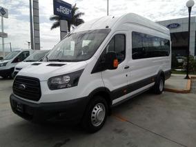 Ford Transit 18 Pasajeros 2018