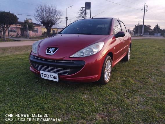 Peugeot 207 Topcar U$s 7000 Y Cuotas En $$