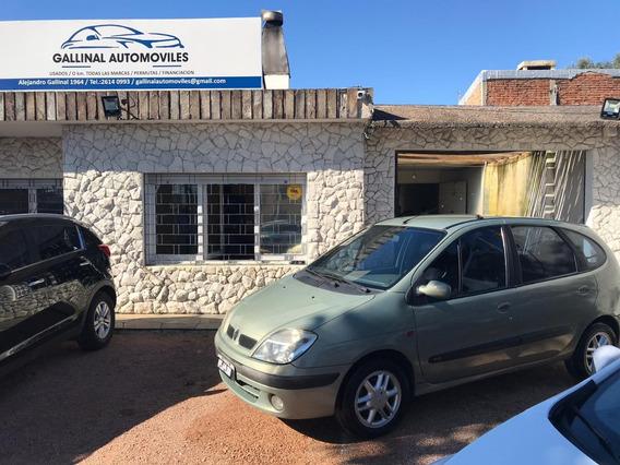 Renault Scenic Fase 2 Impecable Estado - Permuto Financio