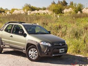 Fiat Strada Adventure Locker - Anticipo $55.000 - 3