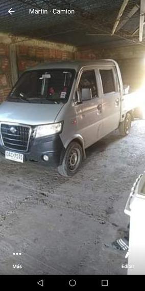 Gonow Mini Truck Doble Cabina Cuatro Puertas Aire