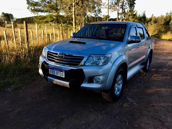 Toyota Hilux 3.0 Cd Srv Tdi 171cv 4x2 2013