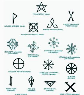 Simbolos Y Runas Según Tu Necesidad