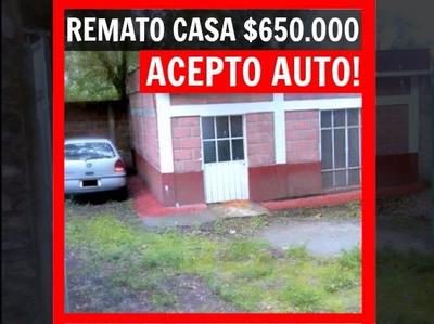Casa Cuernavaca $650.000