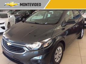 Chevrolet Onix Lt 1.0 Blanco/plata/negro/bordeaux 2019 0km