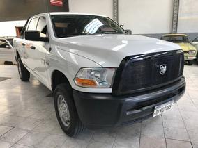 Dodge Ram 2500 V8 4x4 Auomatica Nafta Unico Dueño 64000kms