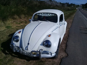 Volkswagen Fusca 1964 Aleman 1200 Cc