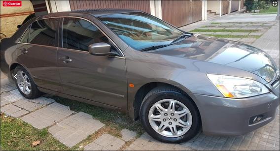 Honda Accord Como Nuevo Siempre Cervice Oficial