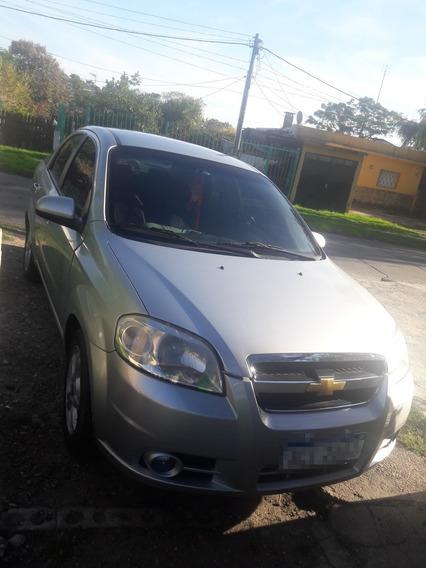 Chevrolet Aveo 1.6 Lt 2009