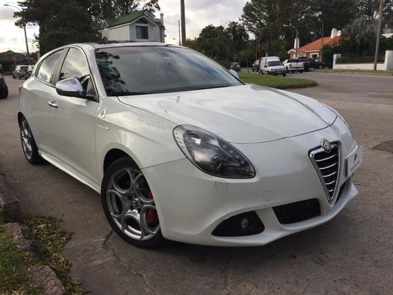 Alfa Romeo Giullietta Quadrifoglio 2014, Descuenta Iva