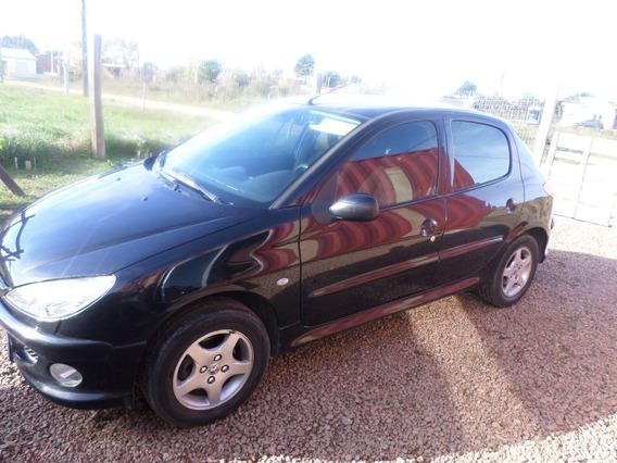 Peugeot 206 1.6 Full (permuto Menor Valor)