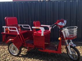 Triciclo Electrico Doble - Hausser