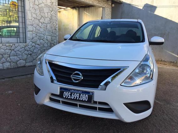 Nissan Versa Full 1.6 - Nuevo, Permuto - Financio