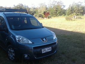 Peugeot Partner Cambio Por Toyota Hilux
