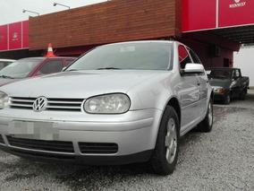 Volkswagen Golf 1.9 Tdi 2001 Full Economía En Consumo Diesel