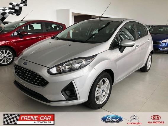 Ford Fiesta S Plus Nuevo Modelo 1.6 2019 0km