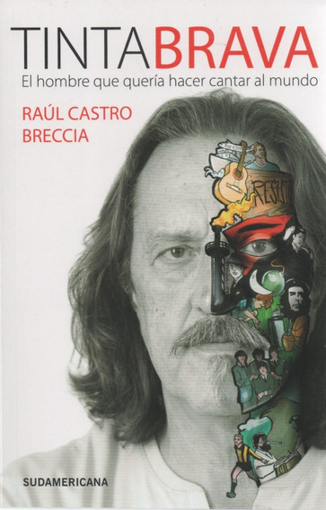 Libro: Tinta Brava - Raúl Castro Breccia