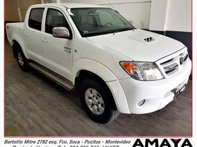 Amaya Garage Toyota Hilux 3.0 Tdi Srv Doble Cabina 4x2 2008