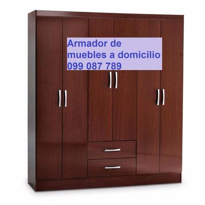 Armador Desarmador De Muebles Ropero A Domicilio Sab Domingo