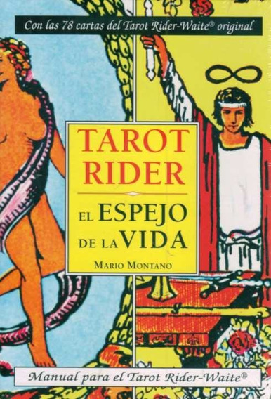 Tarot Rider - El Espejo De La Vida / Manual + 78 Cartas