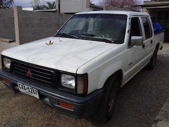 Mitsubishi L200 2.5 D/cab 4x2 Dh 2000