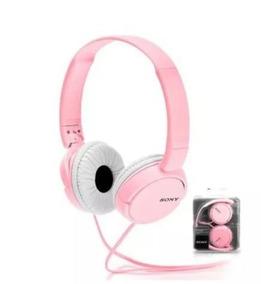 Auriculares Sony Mdr Zx110 Rosado Pcm