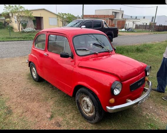Fiat Fiat 600 S .