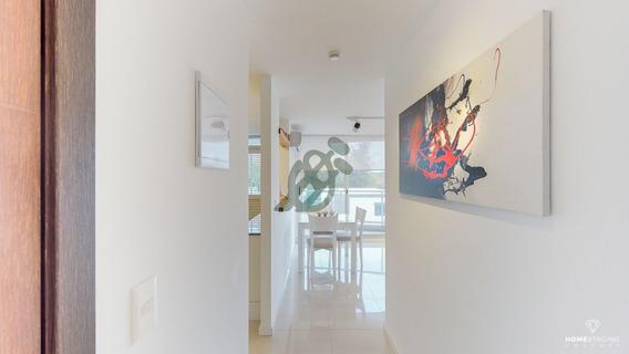 Venta De Apartamento De 2 Dormitorio. Alquiler Con Opción A Compra.- -ref:3331